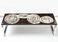 Juliette Belarti CERAMIC TILE TOP TABLE - 1236350
