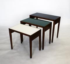 Julius Rindler A Set of Three Nesting Tables - 1235100