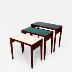 Julius Rindler A Set of Three Nesting Tables - 1236052