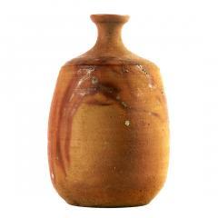 Jun Isezaki Modern Studio Vase Bizen Ware by Jun Isezaki - 1957530