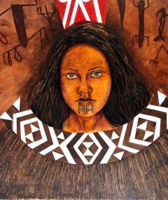 June Northcroft Grant Kia Tupato Mokopuna Be Vigilant Granddaughter  - 1843646
