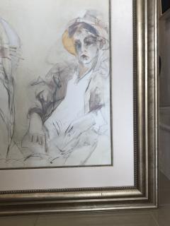 Jurgen Gorge Parade Three Figures - 1159816