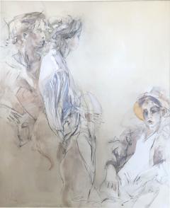 Jurgen Gorge Parade Three Figures - 1159846