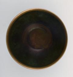 Just Andersen Art deco bronze bowl - 1330811