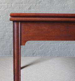 Kaare Klint CUBAN MAHOGANY TABLE DESIGNED BY KAARE KLINT DENMARK C 1930 - 1189748