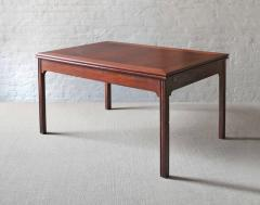Kaare Klint CUBAN MAHOGANY TABLE DESIGNED BY KAARE KLINT DENMARK C 1930 - 1189749