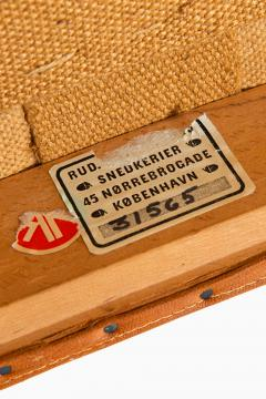 Kaare Klint Easy Chairs Model 5313 Produced by Rud Rasmussen Cabinetmakers - 1886611