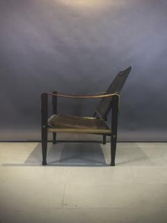 Kaare Klint Kaare Klint Safari Chair Canvas and Leather Rud Rasmussen - 1745663