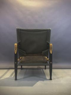 Kaare Klint Kaare Klint Safari Chair Canvas and Leather Rud Rasmussen - 1745665