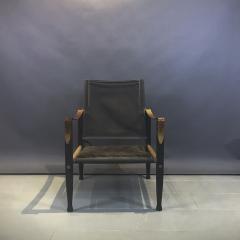 Kaare Klint Kaare Klint Safari Chair Canvas and Leather Rud Rasmussen - 1745670