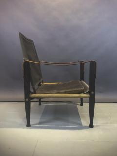 Kaare Klint Kaare Klint Safari Chair Canvas and Leather Rud Rasmussen - 1745671
