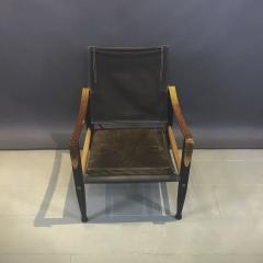 Kaare Klint Kaare Klint Safari Chair Canvas and Leather Rud Rasmussen - 1745672