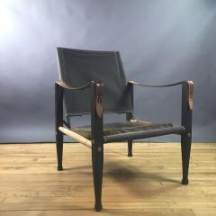 Kaare Klint Kaare Klint Safari Chair Canvas and Leather Rud Rasmussen - 1754302