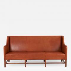 Kaare Klint Kaare Klint Sofa Model 5011 Denmark 1930s - 1103132