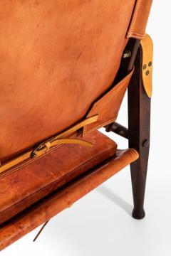 Kaare Klint Safari Easy Chairs Produced by Rud Rasmussen - 1922316