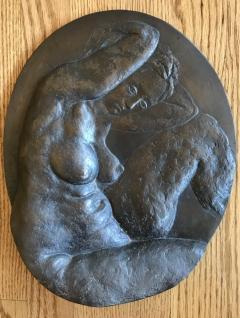 Kahlil George Gibran Bronze Nude by Kahlil Gibran - 1220652