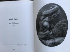 Kahlil George Gibran Bronze Nude by Kahlil Gibran - 1220656
