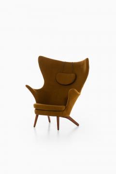 Kai Bruun Easy Chair Model Siesta Produced by Sesam M bler - 1906777