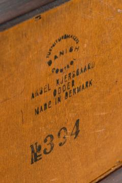 Kai Kristiansen Bureau Side Table Model 384 Produced by Aksel Kjersgaard - 1906469
