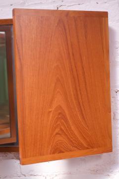 Kai Kristiansen Danish Teak Tri Fold Wall Mirror by Kai Kristiansen for Aksel Kjersgaard - 1113981
