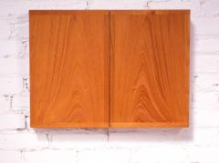 Kai Kristiansen Danish Teak Tri Fold Wall Mirror by Kai Kristiansen for Aksel Kjersgaard - 1113985