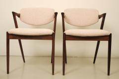 Kai Kristiansen KAI KRISTIANSEN rosewood dining chair circa 1956 Denmark  - 882988