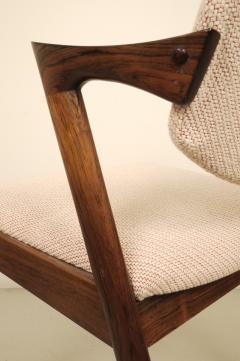 Kai Kristiansen KAI KRISTIANSEN rosewood dining chair circa 1956 Denmark  - 882989
