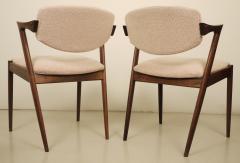 Kai Kristiansen KAI KRISTIANSEN rosewood dining chair circa 1956 Denmark  - 882991
