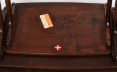Kai Kristiansen Kai Kristiansen Set of Three Nesting Tables 1960s - 1572236