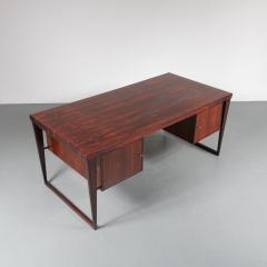 Kai Kristiansen Model 70 Desk by Kai Kristiansen for Feldballes M belfabrik Denmark 1950 - 1140091