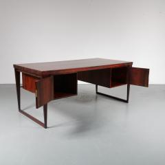 Kai Kristiansen Model 70 Desk by Kai Kristiansen for Feldballes M belfabrik Denmark 1950 - 1140092