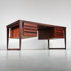 Kai Kristiansen Model 70 Desk by Kai Kristiansen for Feldballes M belfabrik Denmark 1950 - 1140108