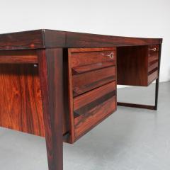 Kai Kristiansen Model 70 Desk by Kai Kristiansen for Feldballes M belfabrik Denmark 1950 - 1140112