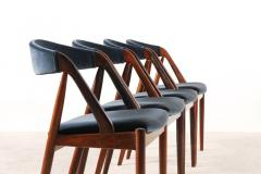 Kai Kristiansen Set of 4 Rosewood Dinning Chairs by Kai Kristiansen 1960s - 1063366