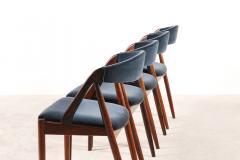 Kai Kristiansen Set of 4 Rosewood Dinning Chairs by Kai Kristiansen 1960s - 1063367