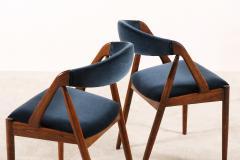 Kai Kristiansen Set of 6 Oak Dinning Chairs by Kai Kristiansen 1960s - 1249775