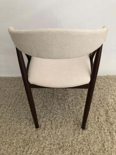 Kai Kristiansen Set of 8 Kai Kristiansen Dining Chairs for Raymor Co - 1735768