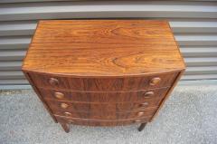 Kai Kristiansen Small Rosewood Five Drawer Dresser by Kai Kristiansen - 1177803