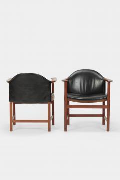 Kai Lyngfeldt Larsen 2 Kai Lyngfeldt Larsen Chairs Denmark 60s - 1638576