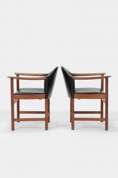 Kai Lyngfeldt Larsen 2 Kai Lyngfeldt Larsen Chairs Denmark 60s - 1638577