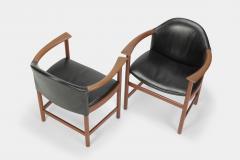 Kai Lyngfeldt Larsen 2 Kai Lyngfeldt Larsen Chairs Denmark 60s - 1638578