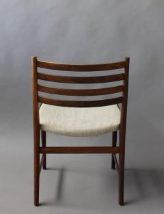 Charmant Kai Lyngfeldt Larsen Set Of Eight 1960s Danish Rosewood Chairs By Kai  Lyngfeldt   402034
