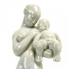 Kai Nielsen Figure in White Porcelain - 327276