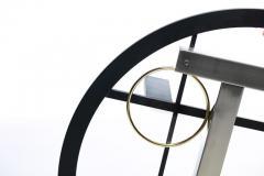 Kaizo Oto Kaizo Oto for Design Institute of America Geometric Post Modern Coffee Table - 2134781