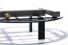Kaizo Oto Kaizo Oto for Design Institute of America Geometric Post Modern Coffee Table - 2134782