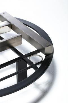 Kaizo Oto Kaizo Oto for Design Institute of America Geometric Post Modern Coffee Table - 2134788