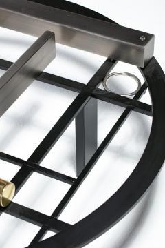 Kaizo Oto Kaizo Oto for Design Institute of America Geometric Post Modern Coffee Table - 2134800