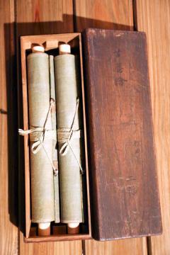 Kano Tanyu Pair of Japanese Ink Hanging Scrolls Kano Tanyu - 1663893