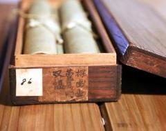 Kano Tanyu Pair of Japanese Ink Hanging Scrolls Kano Tanyu - 1663897