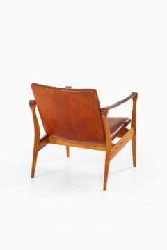 Karen Ebbe Clemmensen Easy Chair Produced by Fritz Hansen - 1986497